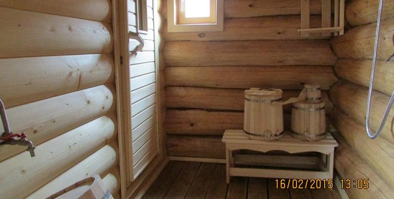 Русская баня в Екатеринбурге